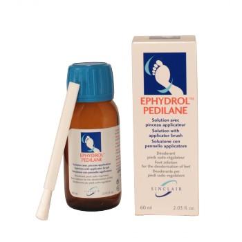 Déodorant pieds sudo-régulateur solution Ephydrol Pedilane
