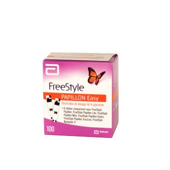 Freestyle Papillon Easy 100 bandelettes