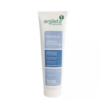 Masque argile blanche 100ml Argiletz