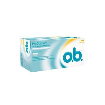 OB Tampon Procomfort avec applicateur 16 normal