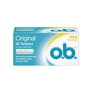 OB Tampon 32 Normal