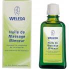 Huile de massage Minceur Weleda...