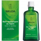 Bain revitalisant au sapin Weleda