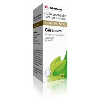 Huile essentielle Géranium Arko Essentiel