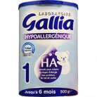 Gallia HA 1er âge