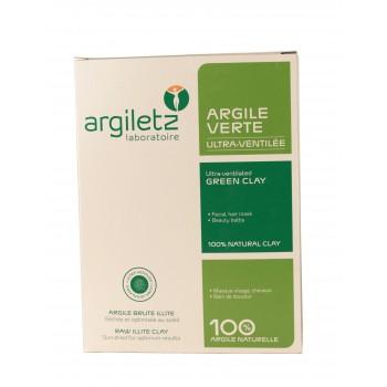 Argile verte ultra-ventilée 300g Argiletz
