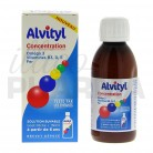 Alvityl concentration sirop