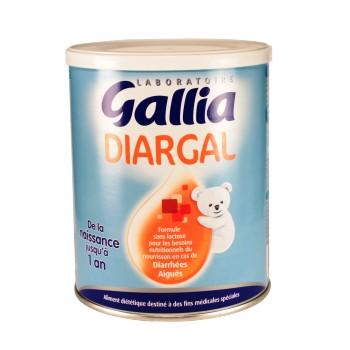 Diargal Aliment infant substitution du lait 400g