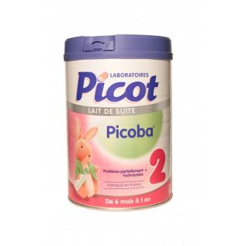 Picot Picoba 2ème âge