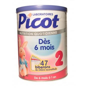 Picot 1,5kg nutrition quotidienne 2ème âge