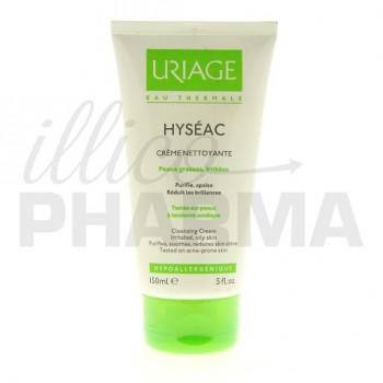 Hyseac Crème nettoyante Uriage 150ml