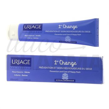 1er Change crème protectrice Uriage 100ml