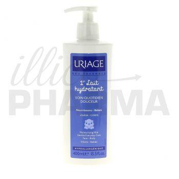 1er Lait hydratant Uriage 400ml
