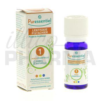 Huile essentielle lentisque pistachier Puressentiel 5ml