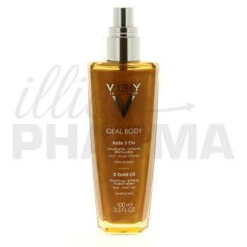 Ideal Body Huile 3 Ors Vichy 100ml