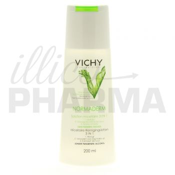 Normaderm solution micellaire Vichy 200ml
