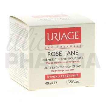 Roseliane Crème riche antirougeur Uriage 40ml