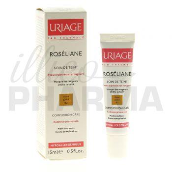 Roseliane Soin de teint doré n°2 Uriage 15ml