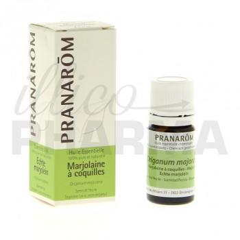 Huile essentielle Marjolaine coquilles Pranarom 5ml