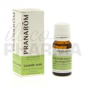 Huile essentielle Lavande vraie Pranarom 10ml