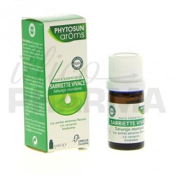 Huile essentielle Sarriette vivace Phytosun 5ml