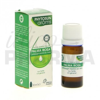 Huile essentielle palmarosa Phytosun 10ml