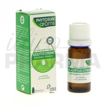 Huile essentielle eucalyptus citronné Phytosun 10ml