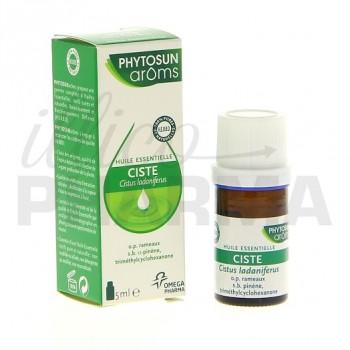 Huile essentielle Ciste ladanifère Phytosun 5ml