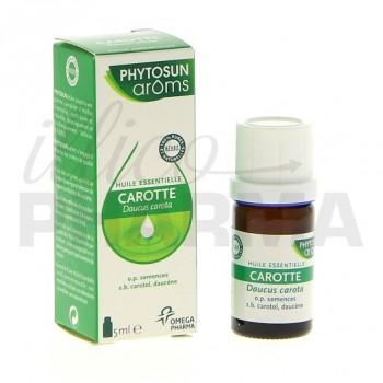 Huile essentielle Carotte Phytosun 5ml