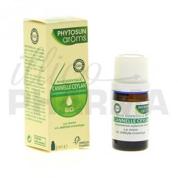 Huile essentielle Cannelle bio Phytosun 5ml