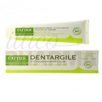 Dentifrice Dentargile Anis Cattier 100g