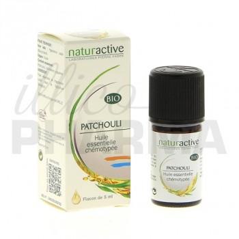 Huile essentielle patchouli Naturactive 5ml