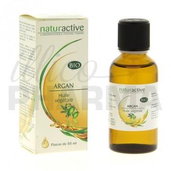 Huile végétale d'argan Naturactive 50ml