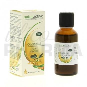 Huile végétale Calophylle Naturactive 50ml