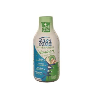 4321 Minceur Ultra Draineur Pomme Kiwi