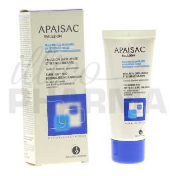 Apaisac émulsion Uriage 40ml