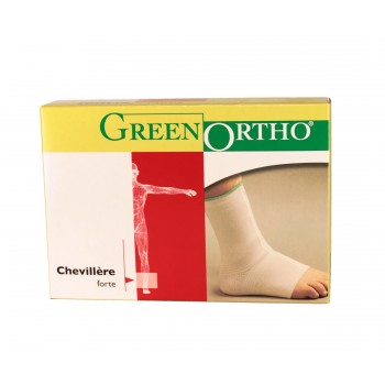 Chevillère forte écru Green ortho