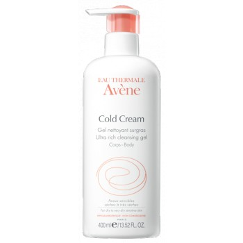 Gel nettoyant Cold Cream Avène