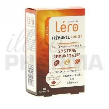 Léro Premunil Junior 30 capsules