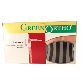 Ceinture lombaire 26cm Green Ortho gris