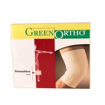 Genouillère forte écru Green Ortho