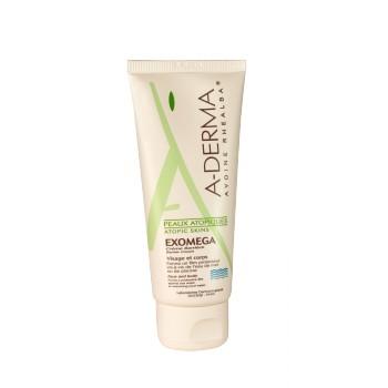 Exomega Crème barrière peau atopique 100ml Aderma