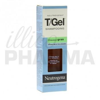T-Gel shampooing pellicules grasses 125ml