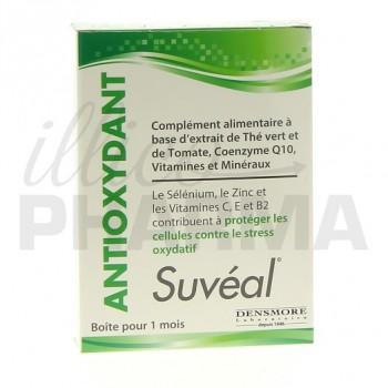 Suveal antioxydant 30 gélules