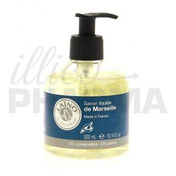 Savon de Marseille liquide Laino 300ml