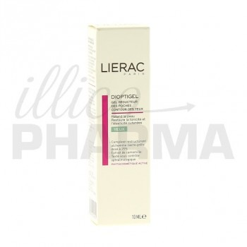 Dioptigel antipoches Liérac 10ml