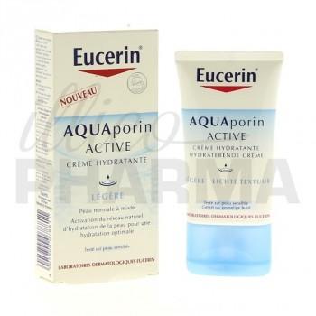 Aquaporin crème hydratante légère Eucerin 40ml
