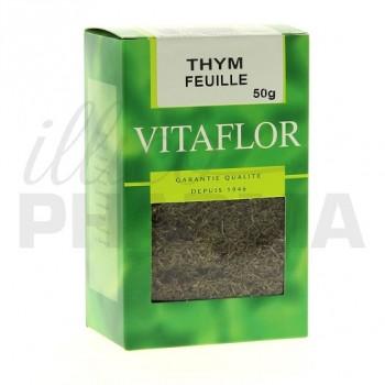 Tisane Thym de Provence Vitaflor 50g