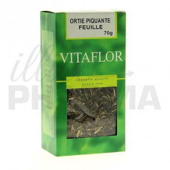 Tisane Ortie piquante Vitaflor 70g