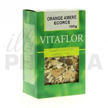 Tisane Orange amère Vitaflor 100g